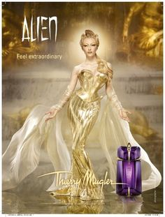 #alien #mugler #perfume #boutiqueparfum  http://www.boutique-parfums.fr/alien-eau-de-parfum/115-alien-eau-de-parfum-vaporisateur-ressourcable-90-ml.html