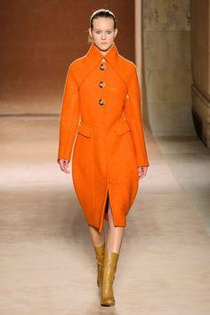Victoria Beckham - Orange is Trending for Fall 2015 | StyleCaster