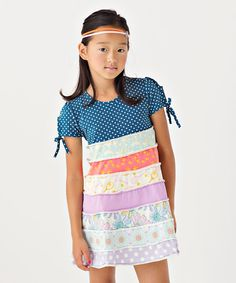 Look at this Matilda Jane Clothing Yacht Club Wendy Dress - Infant, Toddler & Girls on #zulily today!