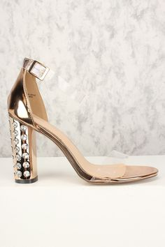 replacement black ankle straps for heels High Heel Pumps, Pumps Heels, Stiletto Heels, Ankle Strap Heels, Ankle Straps, Spring Shoes, Summer Shoes, Rose Gold Heels, Prom Heels