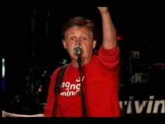 """And NOW!!!! The Friday (always) Morning (somewhere) DANCE!!!!!!! (Paul McCartney - Back In The USSR - Live - Reprise) A favorite of the Boss's.  """"Some pranks"""" he observes """"take a long time to really bear fruit...."""""""