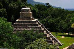 Palenque se sitúa en el estado de Chiapas. Foto: Alain Badoual (Flickr).