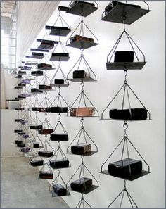 Jannis Kounellis/ Galleria Fumagalli