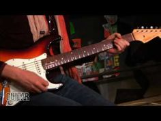 'The Boys are Back in Town' Guitar lesson by Scott Gorham of Thin Lizzy,...