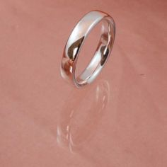 Oval Section Ring by jscapper on Etsy, £15.00