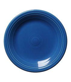 Lapis:Fiesta Ceramic Dinner Plate