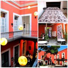 35 Coolest Hostels From Around The World - eTramping.com- Hostel Casona Poblanac, Mexico
