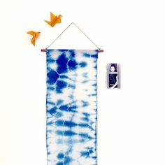 How to Make an Ori-Nui Shibori Wall Hanging: step by step tutorial, From Crafts.tutsplus