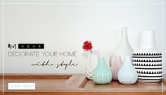 Decorate Your Home With Style
