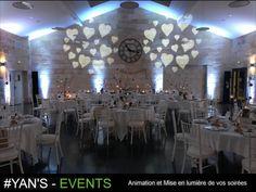 Dj Animation, Deco Led, Chandelier, Events, Ceiling Lights, Lighting, Home Decor, Candelabra, Decoration Home