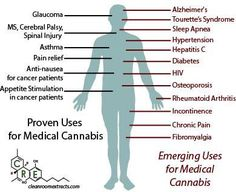 o you have one of these medical conditions? If so, cannabis could help you!