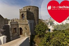 #iloveischia stay in a botanical Garden on a Thermal Island in South Italy www.ravino.it
