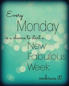 Mondays need a lot of  motivation!
