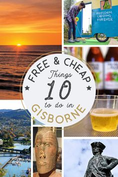 10 Free and Cheap Things to Do in Gisborne - NZ Pocket Guide New Zealand Travel Guide Cheap Things To Do, Free Things To Do, Stuff To Do, New Zealand Travel Guide, New Zealand Houses, Kiwiana, Backpacking Tips, Plan Your Trip, Breeze