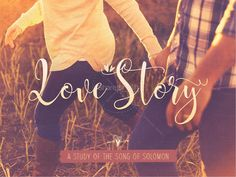 Love Story Song of Solomon Church PowerPoint Set