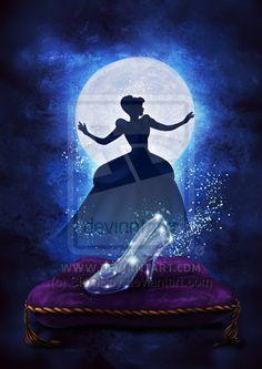 Magical Cinderella by ~SlamBoy on deviantART