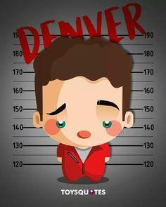 Toysquotes Denver Netflix Series, Series Movies, Movies And Tv Shows, Tv Series, Los Simsons, Denver, Legendary Dragons, Beautiful Series, Eleven Stranger Things