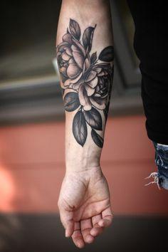 alicecarrier: garden roses for erin. thanks so much!