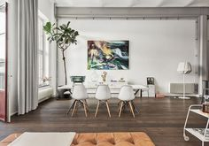 Inspiration décoration et aménagement salle à manger design moderne, scandinave ou industriel