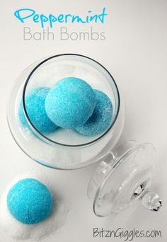 With the temperature dropping, many of us enjoy keeping warm and making a hot bath. If you do, then you'll love these DIY Mint Snowball Bath Bombs! Take your stress away and relax in the essential oils of these aromatic flavors. These make great gifts for Christmas and a wonderful hostess gift. Package them in […]