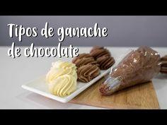 TIPOS DE GANACHE DE CHOCOLATE - YouTube