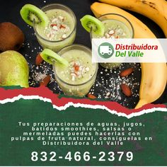 Lo natural y exquisito en un solo lugar... Puerto Rico, Smoothies, Cantaloupe, Fruit, Natural, Food, Juices, Smoothie, Essen