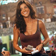 adrianne palicki brown hair gi joe retaliation | Slight change! Adrianne as she appears in G.I. Joe 2 with a deep tan ...