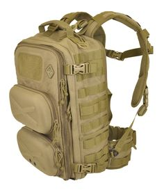 Hazard 4 Clerk Front/Back Pod Organizer Pack, Coyote Molle Backpack, Tactical Backpack, Travel Backpack, Tactical Gear, Tritium Watches, Tactical Packs, Get Home Bag, Assault Pack, Chest Rig