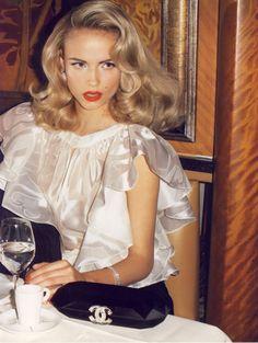 Chanel Clutch -Natasha Poly