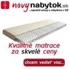 Kvalitné matrace za skvelé ceny - NovyNabytok.sk