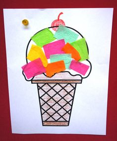 Ice Cream Crafts for your shop. www.darrylsicecreamsolutions.com
