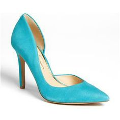 Jessica Simpson 'Claudette' Pump | Nordstrom. @Ange Lortz am seriously considering these for your wedding, what do you think?
