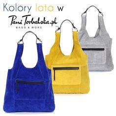 Dziś kolejna odsłona naszych letnich propozycji kolorystycznych! Te piękne designerskie włoskie torebki wykonane z naturalnej skóry kosztują tylko 245 zł! (zamiast 390 zł ceny rynkowej). Wybierz swój ulubiony kolor i zamów już dzisiaj! - NIEBIESKA - http://panitorbalska.pl/p/129/4785/designerska-wloska-torebka-skorzana-niebieska-torebki-skorzane.html - ŻÓŁTA - http://panitorbalska.pl/p/274/4786/designerska-wloska-torebka-skorzana-zolta-uniwersalne-i-na-co-dzien-torebki-skorzane.html