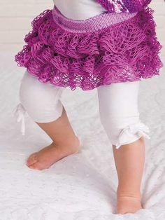 Knitting - Fairy Princess Skirt - #EK00530