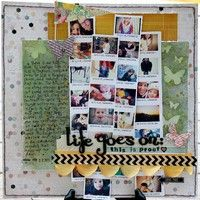 Life Goes One by stacitaylor from our Scrapbooking Gallery originally submitted 02/25/13 at 12:03 PM