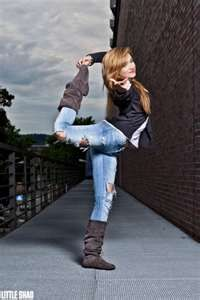 Cha Chi, she is one of the greatest Hip Hop dancers and I would love to dance like her!!!
