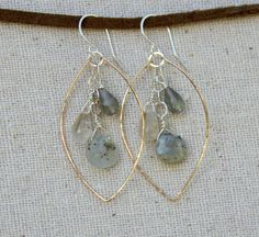 Sterling Silver and 14K Gold-Filled by mysmallhawaiianhome on Etsy