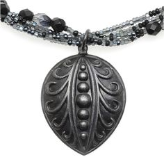 Stormy Night Necklace - Picture 2