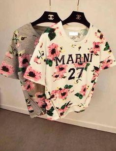 New 2014 Spring Fashion South Korean Style T-shirt,Flower Digital Print Letter Fashion Zipper T-shirt sidepiece,women's clothing $27.52