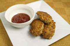 Chicken Nuggets fried in Coconut Oil Recipe Cocunut Oil, Coconut Recipes, Healthy Recipes, Cooking Recipes, Healthy Food, Healthy Eating, Cooking With Coconut Oil, Coconut Flour, Almond Flour