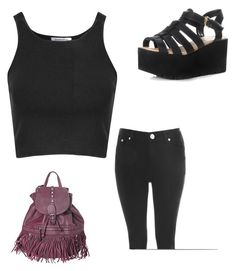 """""""Hi"""" by shazzaandme ❤ liked on Polyvore featuring Glamorous"""