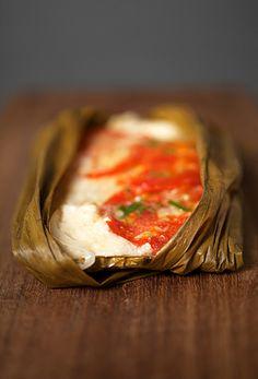 Tamales de pescado