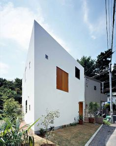 Garden House Yokohama - Takeshi Hosaka,- http://ideasgn.com/architecture/garden-house-yokohama-by-takeshi-hosaka/