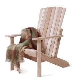 Athena Adirondack Chair Kit