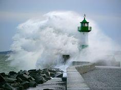 lighthouse sassnitz #wirsindinsel! #rügen                              …