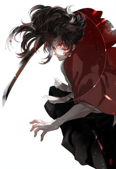 Chica Anime Manga, Anime Guys, Anime Art, Demon Slayer, Slayer Anime, Japanese Art Styles, Cool Anime Pictures, Demon Hunter, Estilo Anime