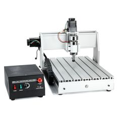 3040T 3 Axis Mini CNC Router Engraver Engraving Cutting Milling Desktop Machine