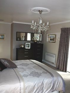 Master bedroom, Wallaceville, Upper Hutt contemporary bedroom Decor, Master Bedroom, Upper Hutt, Contemporary Bedroom, Bed, Furniture, Property, House, Home Decor