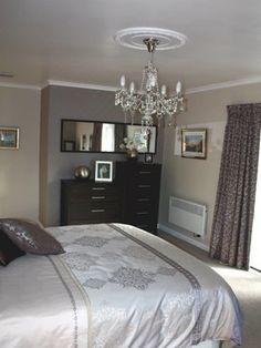 Master bedroom, Wallaceville, Upper Hutt contemporary bedroom