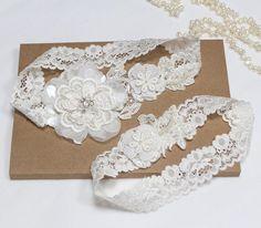 Wedding Garter Belt Sets